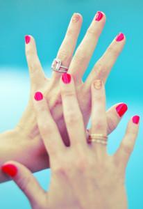 manicure - zadbane paznokcie